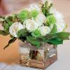Nevěsty dávají přednost kulatým kyticím