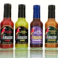 Dodejte víkendovému grilování říz s poctivými kolumbijskými omáčkami Amazon!