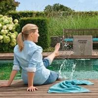 Léto, čas zahradních jezírek…