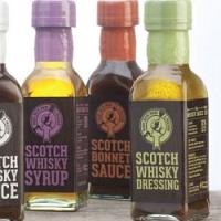 Skotské omáčky ze sladové whisky The Whisky Sauce – tip nejen na víkendové vaření!