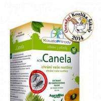 Přírodní přípravek  KP ACM CANELA je při ochraně rostlin pomocník pro celý rok!