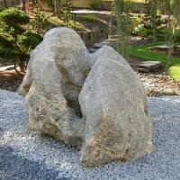 Okrasné kameny dodají zahradě neopakovatelnou atmosféru…