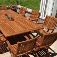 Zásady správného ošetření a zimování zahradního nábytku