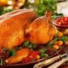 Nechcete na Vánoce smažit ryby? Upečte si krocana jako v Americe!