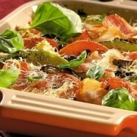 Zdravý a chutný víkendový oběd s pořádnou porcí zeleniny…