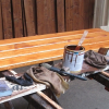 Ochranné nátěry zahradních dřevostaveb – práce třeba na víkend!