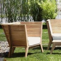 Designový zahradní nábytek dodá venkovnímu posezení šmrnc