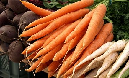 kořenová zelenina