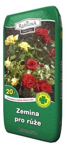 zemina pro růže