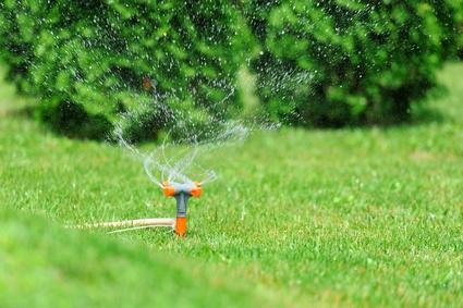 5 zavlažování trávníku