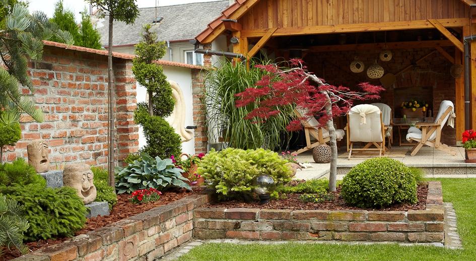 okrasná zahrada 2