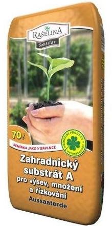 Zahradnický substrát A