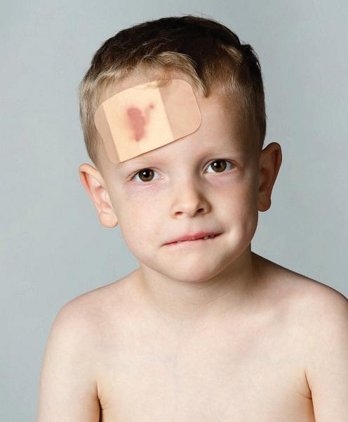 Zranění dětí bolí dvojnásob