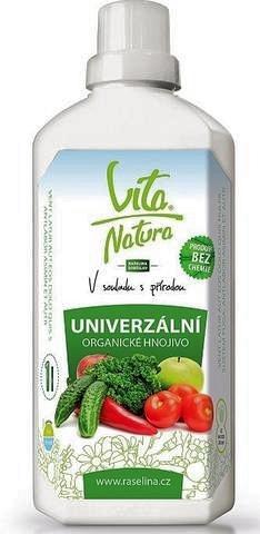 univerzální organické hnojivo