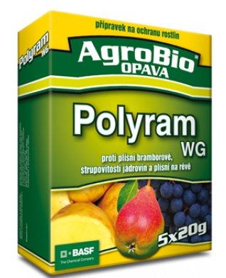 Polyram - rez hrušková